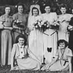 bruilof 1949 van wersch en kokkelmans