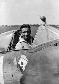 Albert van Wersch, piloot