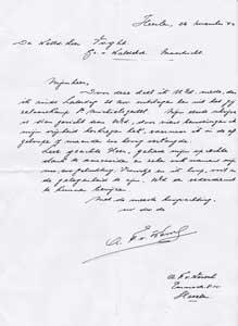 brief-bevrijding