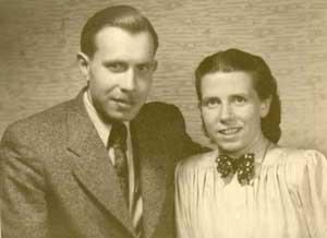 Josef en Getrud van Wersch-Johnen