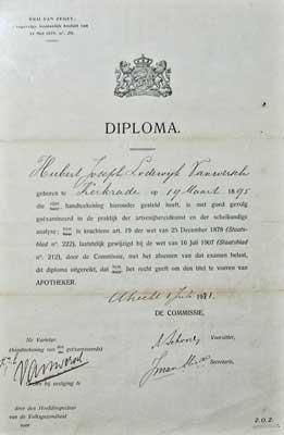 Louis-diploma