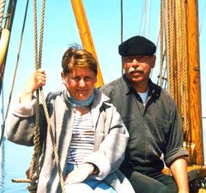 Norbert en Angelika van Wersch-Kleine