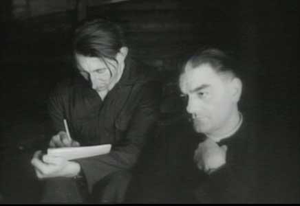 Een beeldje uit de film.
