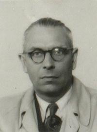 Guus van Wersch, verffabrikant