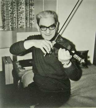 leo van wersch vioolles