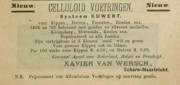 avicultura 1896