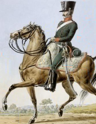 Pieter Joseph van Wersch, soldaat van Napoleon