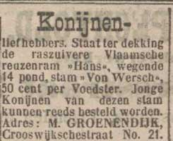 nw rotterdamse courant 1903