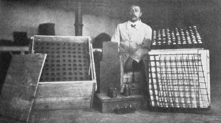 veldbode wersch 1907