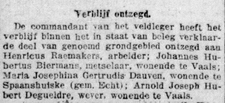 telegraaf 15 mrt 1916