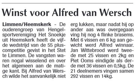 Alfred vanwersch