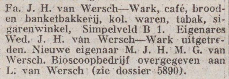 Maxime van Wersch