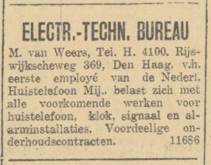 de maasbode 23 mrt 1924