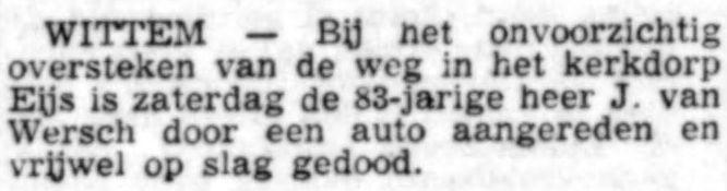 de tijd maasbode 25 juni 1962