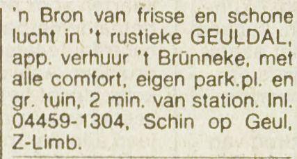 vrije volk 1983