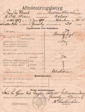 getuigschrift-Franz