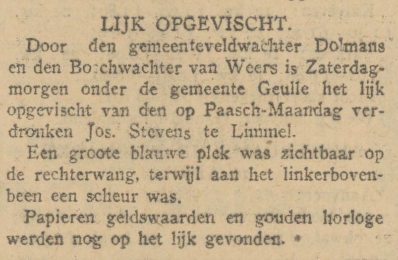 Zuid Willemsvaart 17 april 1923