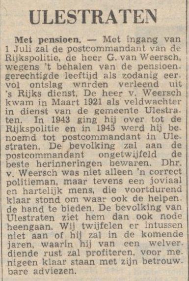 Giliam van Weersch
