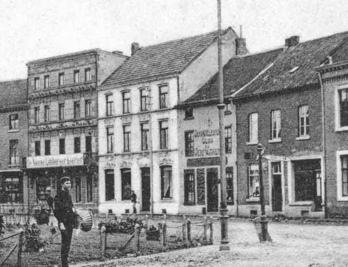 emmaplein huis van Willem van wersch