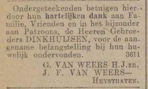 Papierhandel G. van Weers
