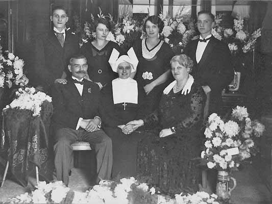 Zuster Paule van Wersch