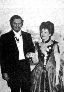 Sjef en zijn vrouw Mary de Reus