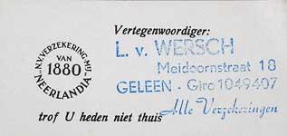 Leopold van wersch