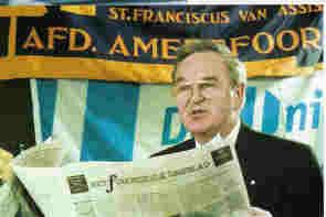Hans van Wersch, secretaris