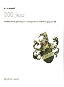 800 jaar
