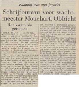 Limburgsch Dagblad 1954