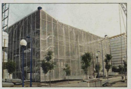 Nederlands paviljoen Sevilla