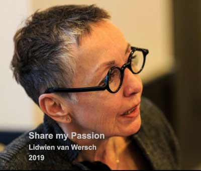share my passion