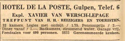 xavier van wersch-lepage
