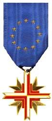 croix du combattant de l'Europe