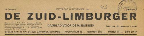 de zuid Limburger