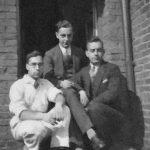 Drie broers: Joseph, Jan en Wim.