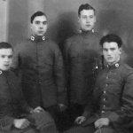 Tijdens de mobilisatie min 1939 werd Joseph ondergebracht bij de Geneeskundige Troepen. Hij werd ingekwartierd bij een familie in het Brabantse St. Hubert.