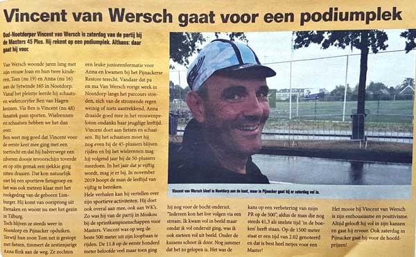 Vincent van wersch