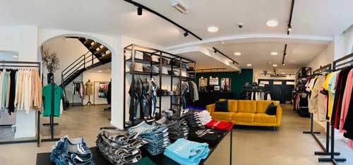 nine fashion store