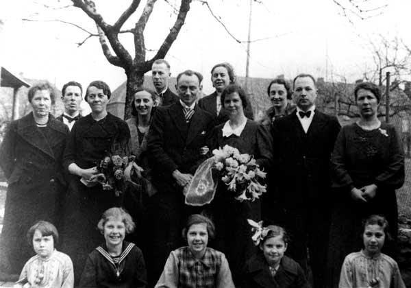trouwfoto 1937
