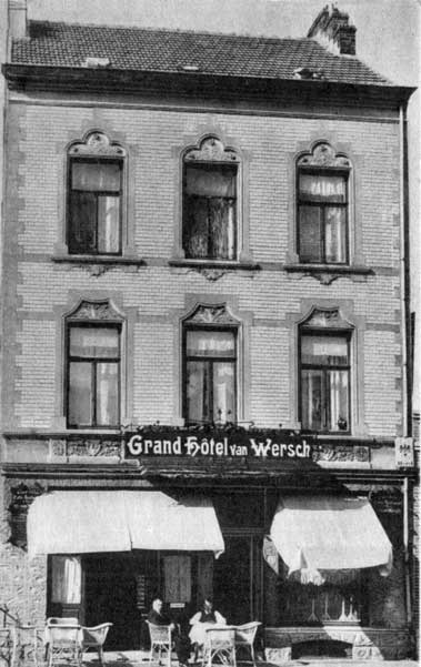 grand hotel van wersch