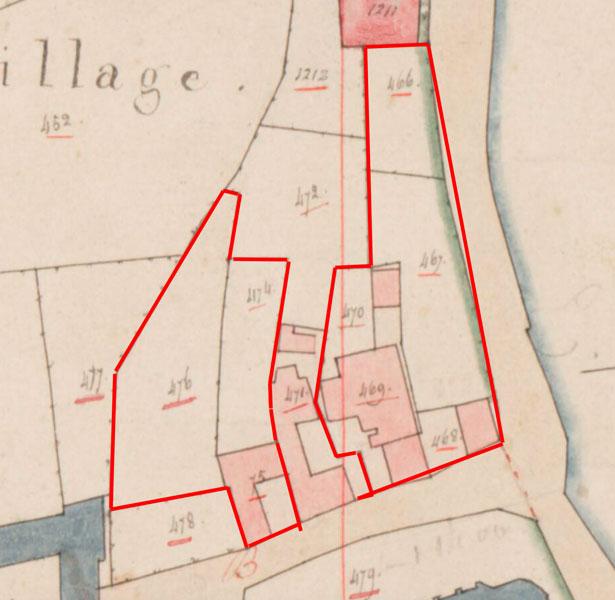 kadaster 1835