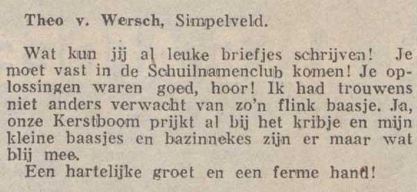 Limburgs dagblad 1939