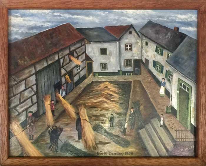 schilderij hommerich