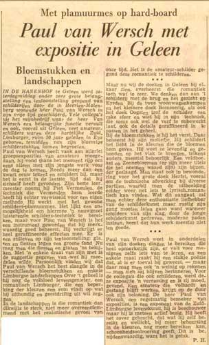 lim dagblad 1960