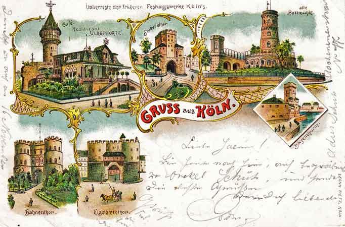Gruss aus Köln