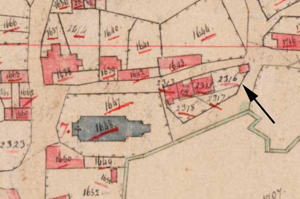 Huis en grond in Eys