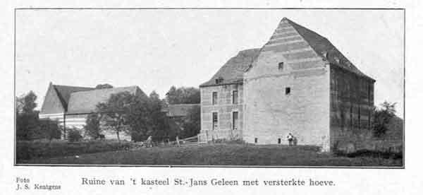 sint jansgeleen 1925