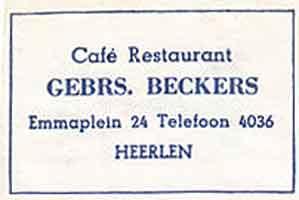 Beckers Heerlen