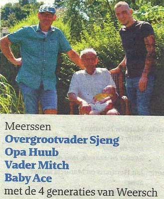 ace van Weersch